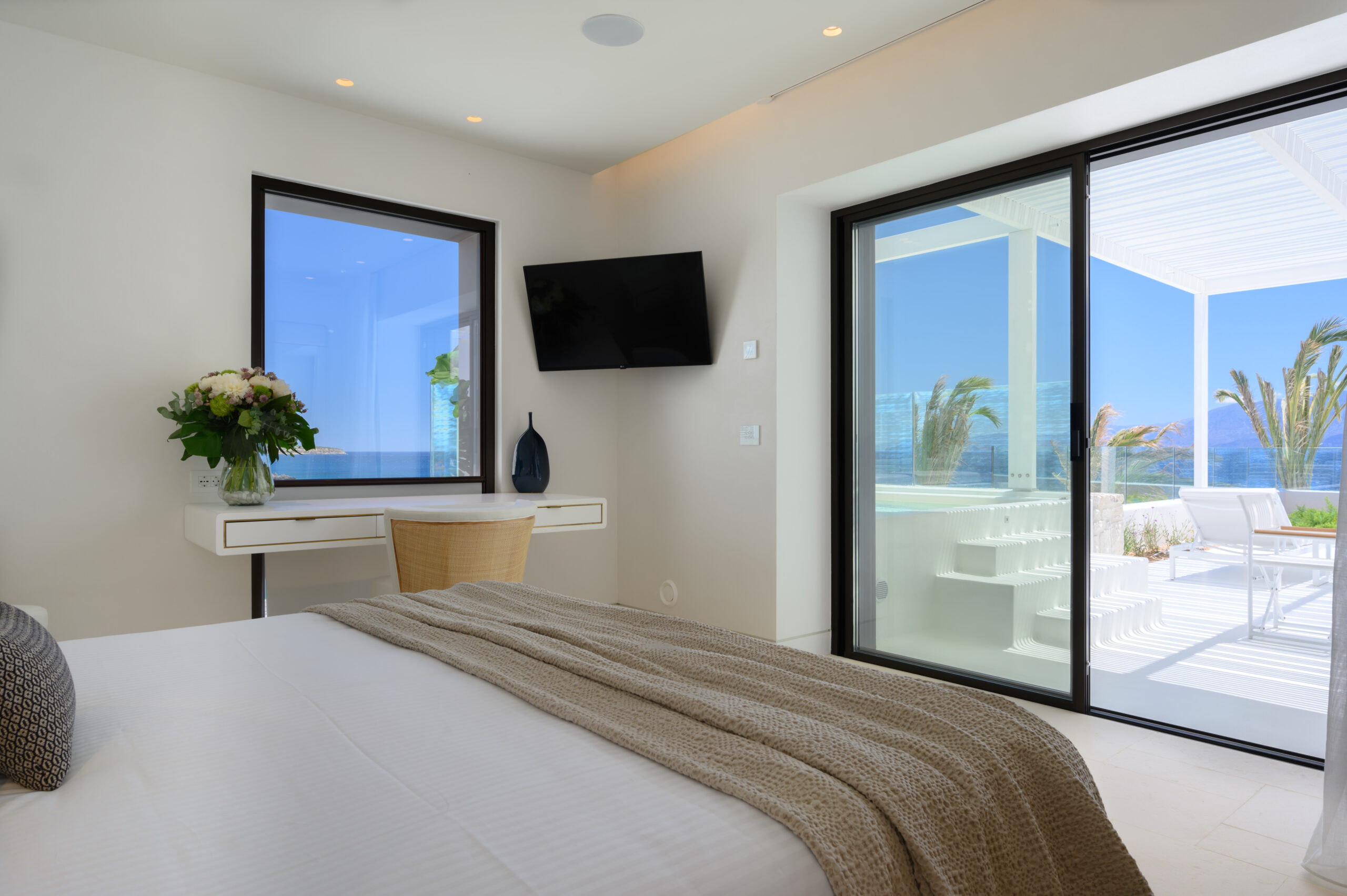 Island Sea View Deluxe Rooms