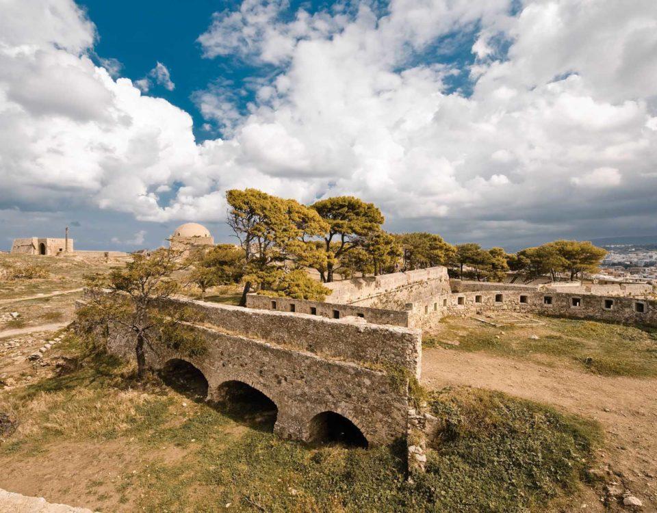 Θαύμασε την Παλιά Πόλη του Ρεθύμνου